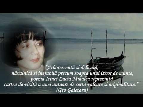 """IRINA LUCIA MIHALCA - Lansare de carte """"Dincolo de luntrea visului"""""""