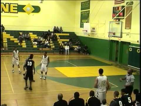 Kumase DeMesma Basketball Senior Year 2011