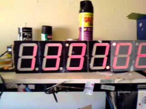 Relojão HT1380
