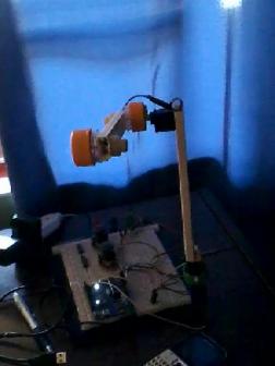 braço robotico
