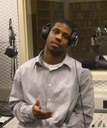 Jamaal from Radio DePaul