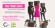 The True Cost - film screening 3 May
