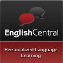 """EnglishCentral:"