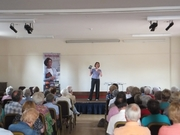 Tales of murder and mystery at Andover U3A with Pauline Rowson