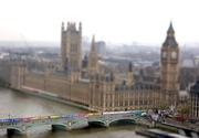 Tilt Shift English Parlaiment