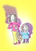 Janey & Ashley Ed 2010