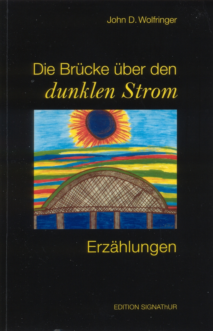Book cover illustrated by Darrell Black Brücke