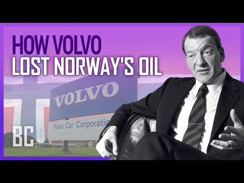How Volvo Missed Out On Owning Norway's Oil