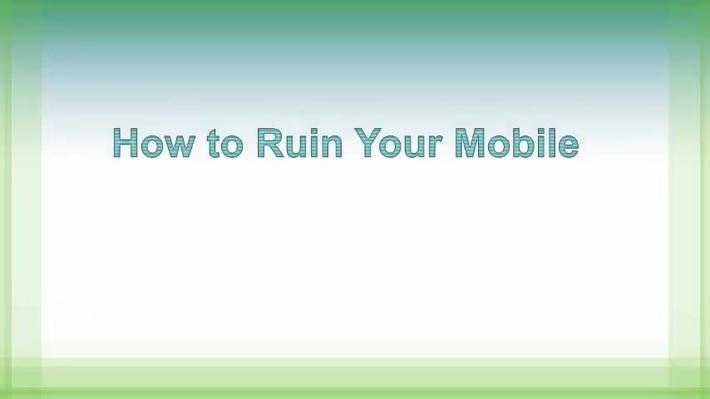 Conveniences Of Mobile App Development