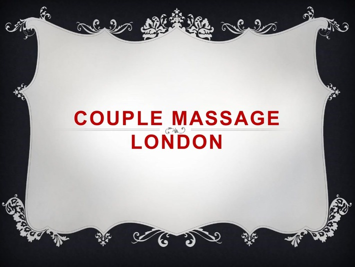 Get Tie & Tease Massage in London