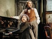 """RBFS National Theatre Live series presents """"Young Marx"""""""