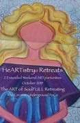 HeARTistry© Retreat #2 October 2019