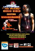 Mark Universe Mo Flava Music Video Casting