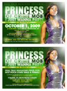 PRINCESS OF CRIME MOB@CLUB ONYX HATTIESBURG MS OCT 1