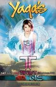Tina T Electric Yaga's