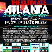 **ATTN** Artists/Producers/Media/DJs SUNDAY MAY 4TH The #UltimateATL SHOWCASE/PRODUCER BATTLE/CAR & BIKE FEST @EnigmaLoungeATL 3pm-9pm 4info: http://ow.ly/vXtaQ