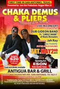 Chaka Demus and Pliers will be performing live!!!