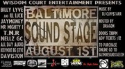 Wisdom Court Entertainment Presents Billy Lyve & iLL Luck LIVE at The Baltimore SoundStage!