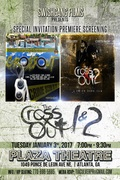 "Media Alert: ""THE CROSS OUT"" & ""THE CROSS OUT 2"" Premiere Screening @PLAZA THEATRE (Jan 3rd 2017)"