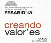 FESABID (Federación Española de Sociedades de Archivística, Biblioteconomía, Documentación y Museística)
