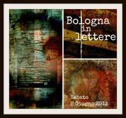 Bologna - Festival di letteratura contemporanea.
