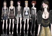 fashion sketches milan