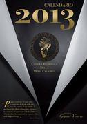 GIANNI VERSACE calendar 2013 an ethical dress by Franco Francesca