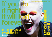Germany : Ethical Fashion Show Berlin