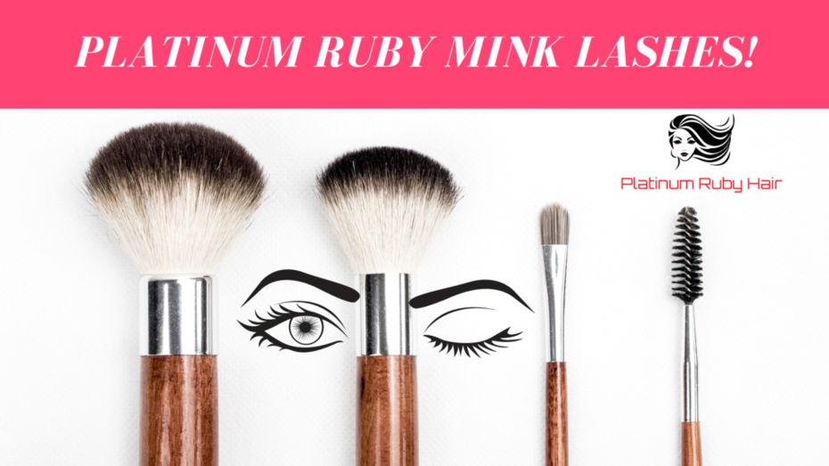 Get your Platinum Ruby 3D Mink Lashes today!