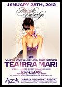 VH1s Love & Hip Hop TEAIRRA MARI w/Rico Love