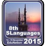 8th SLanguages Annual Symposium 2015