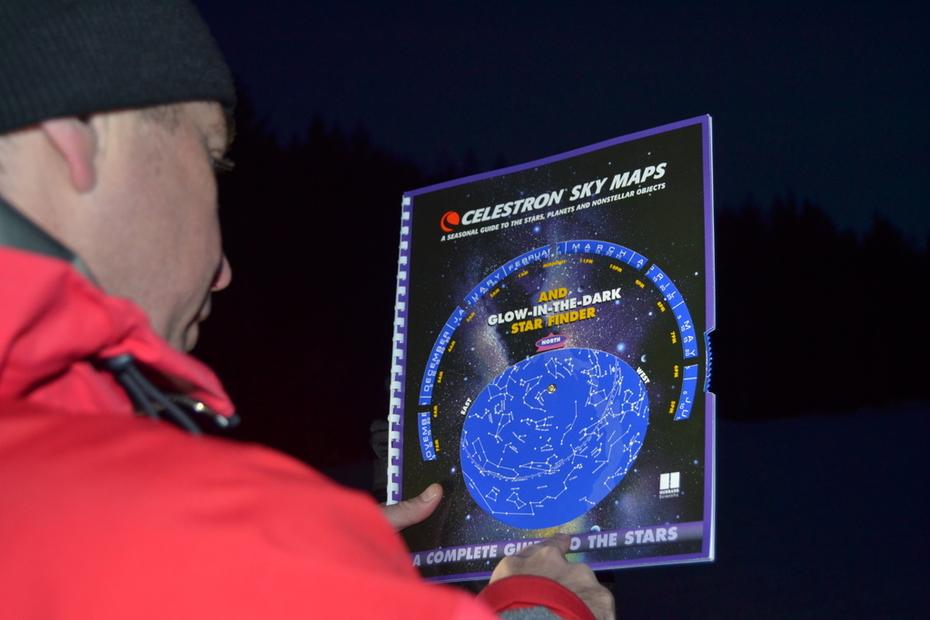 Observationskväll med Storöringens Fiskeklubb