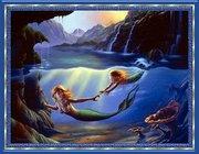Sereias Ondinas Elementais da Agua