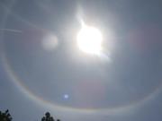 Fenomeno do Sol - agora - 30 setembro