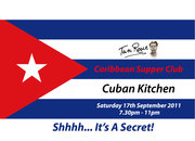 Cuban Supper Club - Saturday 17th September 2011