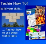 """An Edublogs """"Techie How To!"""" session """"Feed Learning with a Hot Potato!"""""""