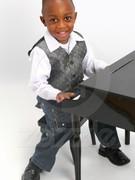 My Lil Big Man J. Caleb Jr.