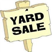 Tree Streets Yard Sale CANCELLED FOR 2020