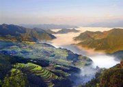OK, Deal! CNY Holiday 3-Day Suichang County Leisure Tour – Tea Garden, Terrace and Waterfalls Valley Hiking with Local Boutique Hotel Overnighter 5-7  Feb. 2019