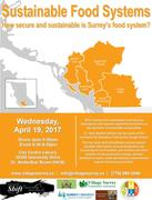 Sustainable Food Systems in Surrey