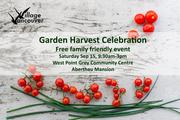 *Garden Harvest Celebration