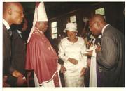 Bishop Albert's consecration
