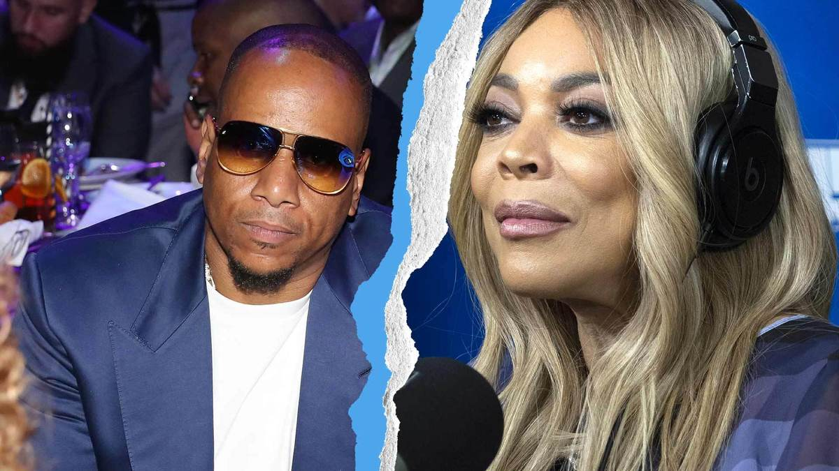 "Wendy Williams Files for Divorce, Estranged Hubby Kevin Hunter's Alleged ""Boy Toy"""