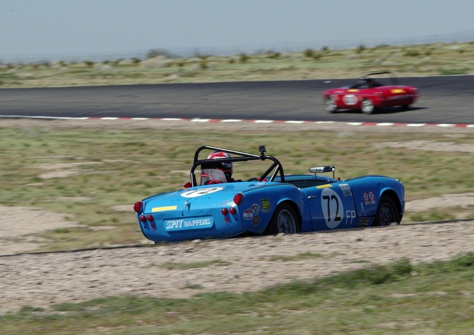 VARA Spitfire Mk3 - Willow Springs