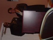 """Co-Founders/Co-Pastors Edward&Adrianne Robinson """"Together Preaching & Teaching God's Holy Word For Daily Application"""""""