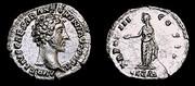 Марцианопол - монети с образа на Marcus_Aurelius_CLEMresize 2