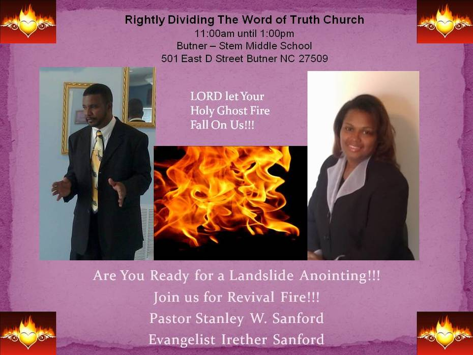 Holy Ghost Revival Fire Flyer 2012 Too