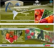 Cuarto Diplomado Internacional en Horticultura Protegida