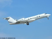 SU-SMM Smart Aviation Gulfstream G450 EDDM