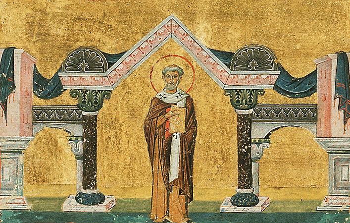 ლეონი კატანის ეპისკოპოსი, წმინდათა ცხოვრება, თვენი, მარტი, ქველი, qwelly, march